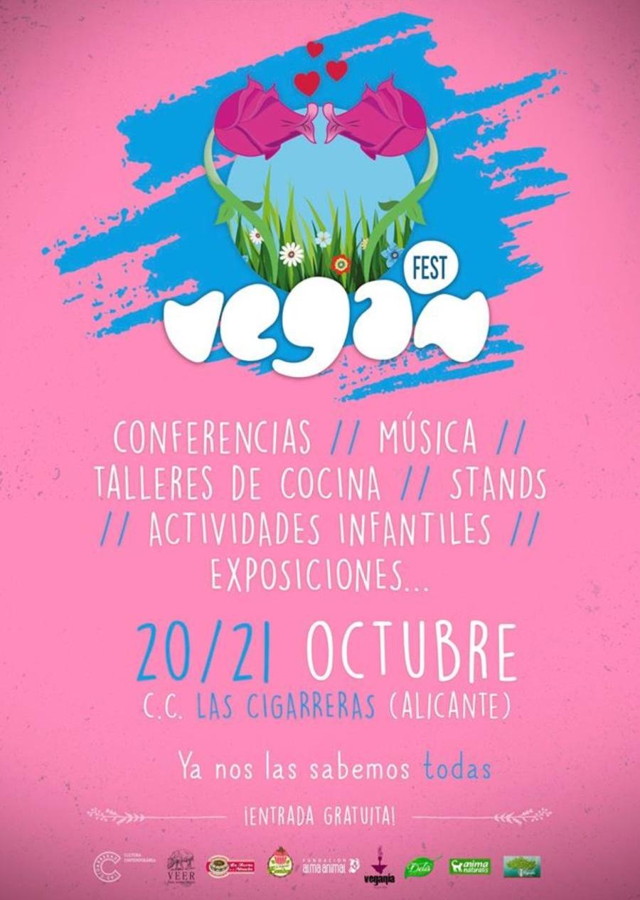 Vegan fest Alicante