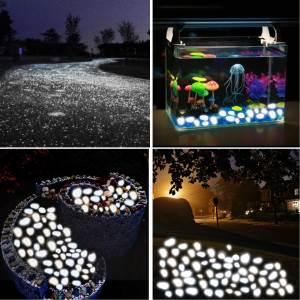 Piedras luminescentes