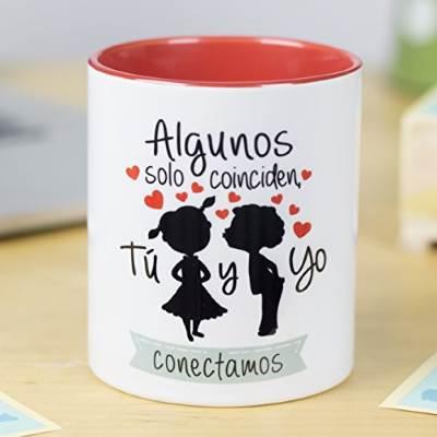Tazas románticos mensajes